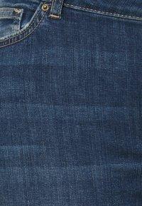 Pieces Curve - PCDELLY - Jeans Skinny Fit - medium blue denim - 4