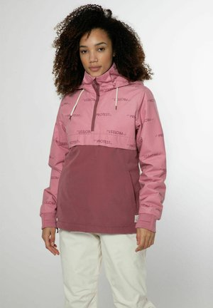 Snowboard jacket - petal pink