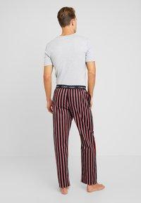 Calvin Klein Underwear - VALENTINE'S DAY SLEEP PANT - Pantalón de pijama - black - 2