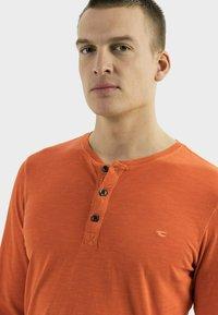 camel active - Long sleeved top - orange - 3