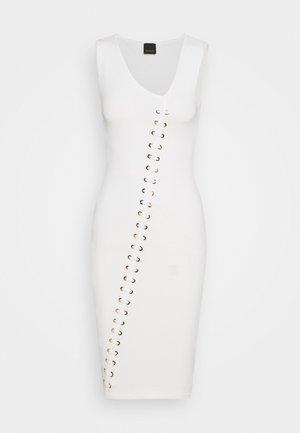 KIGALI DRESS - Jumper dress - white