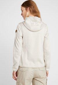 Icepeak - ABILANE - Fleece jacket - cement - 2