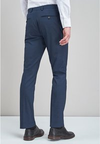 Next - Oblekové kalhoty - dark blue - 1