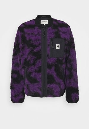 JANET LINER - Winter jacket - blur/purple