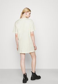 Nike Sportswear - DRESS FUTURA - Jersey dress - coconut milk - 2