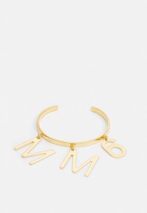 BRACELET - Armband - yellow gold-coloured