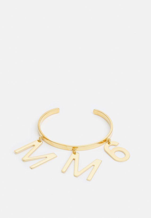 BRACELET - Armbånd - yellow gold-coloured