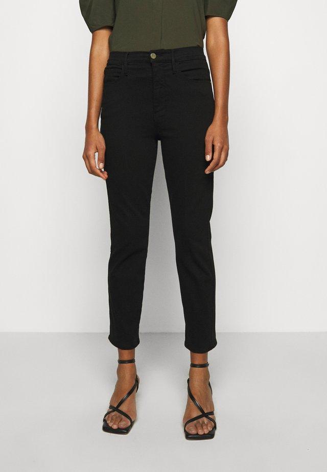 LE PIXIE SYLVIE - Jeans a sigaretta - film noir