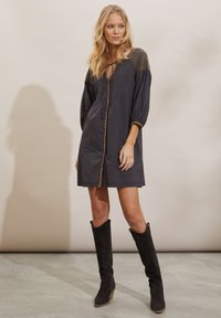 Odd Molly - JILL - Day dress - dark grey - 1