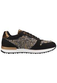 Living Kitzbühel - Sneakers laag - schwarz  weiß  gold - 6