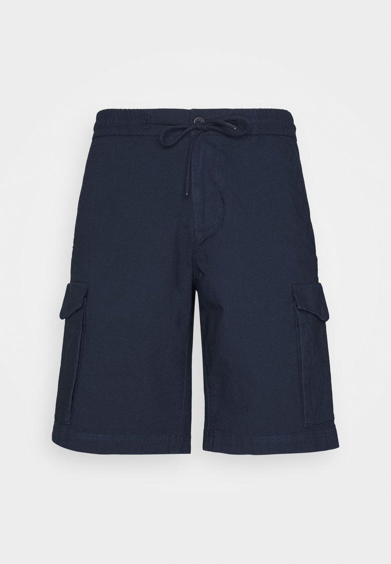 Marc O'Polo - REGULAR FIT - Shorts - dark blue