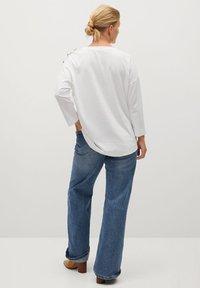 Violeta by Mango - CAMIBU - Long sleeved top - off white - 2