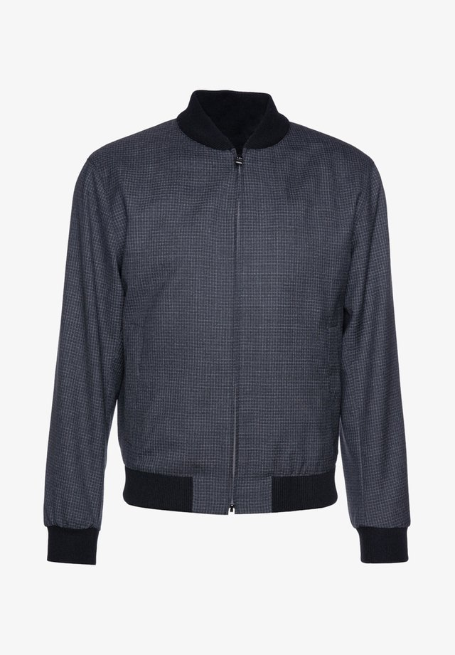 NOLWIN - Bomber Jacket - grey