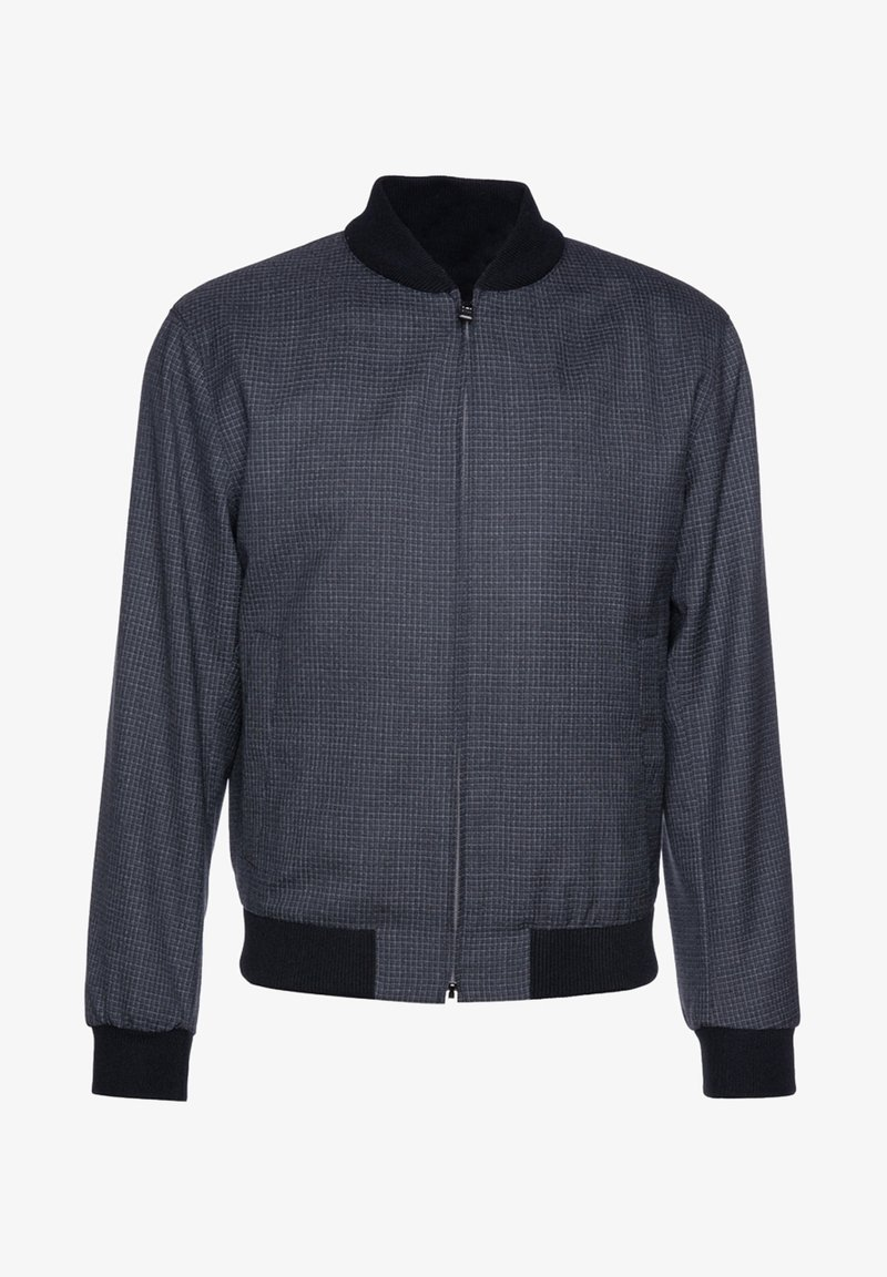 BOSS - NOLWIN - Bomber Jacket - grey