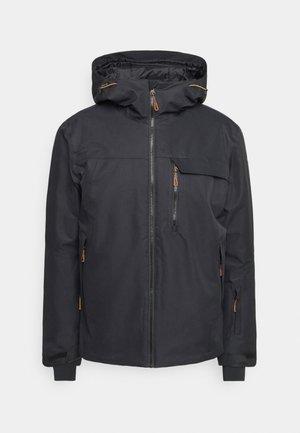 CROCKETT - Lyžařská bunda - black