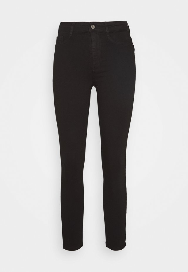MOLLY PETITE - Jeans Skinny Fit - black