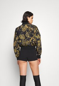 Versace Jeans Couture - OUTERWEAR - Bomber Jacket - black/gold - 2