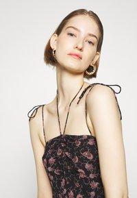 Bruuns Bazaar - ALCEA ALLY DRESS - Maxi dress - black - 3