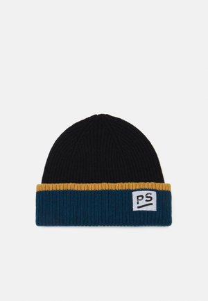 EXCLUSIVE BEANIE UNISEX - Muts - black