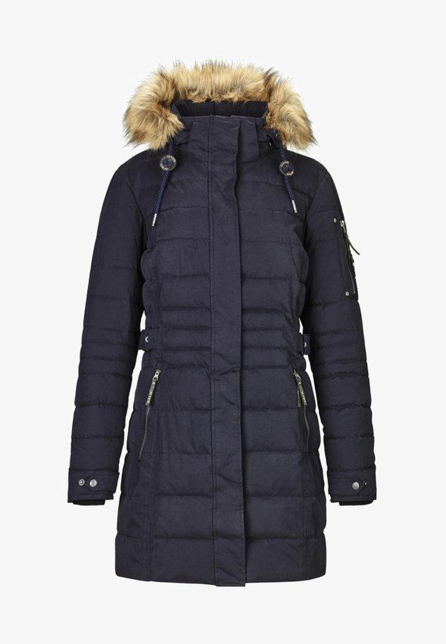 HAKAWA - Winter coat - dark navy