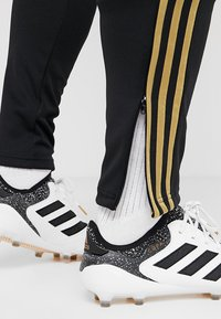 adidas Performance - REAL MADRID CLUB CLIMACOOL FOOTBALL PANTS - Tracksuit bottoms - black - 4