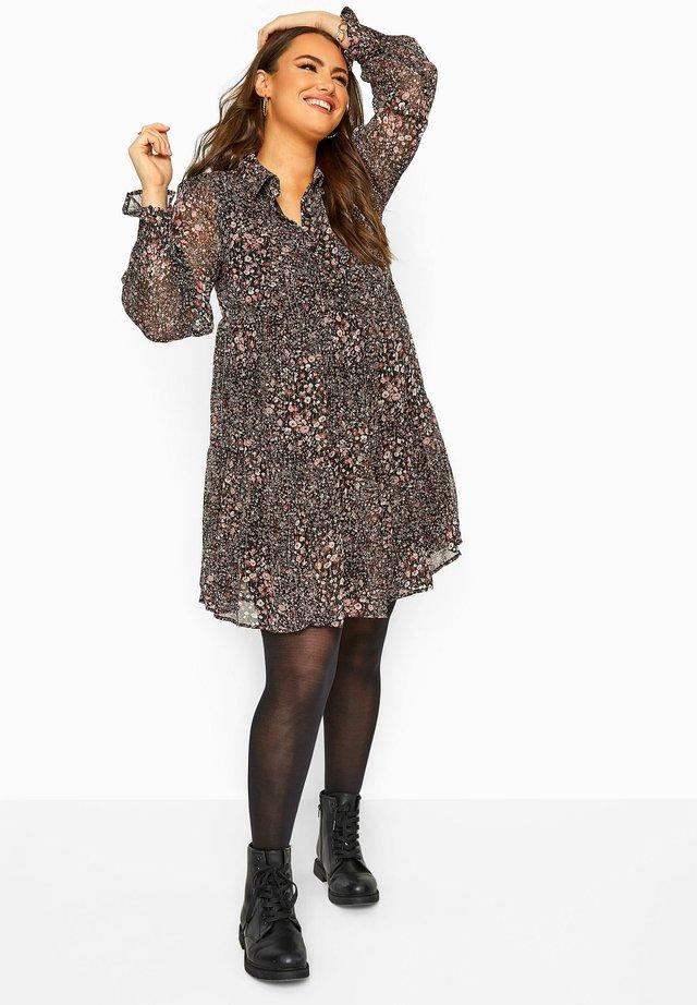 DITSY  - Shirt dress - black