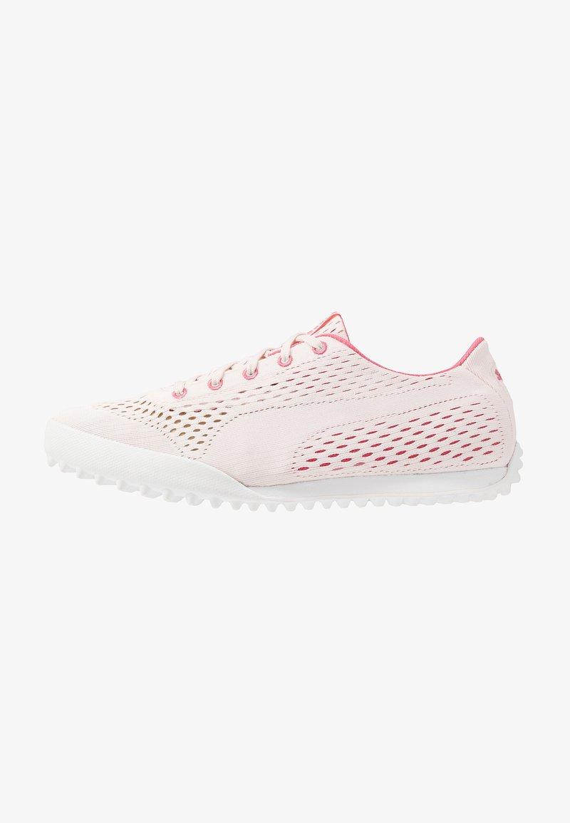 Puma Golf - MONOLITE CAT EM - Golf shoes - rosewater/rapture rose