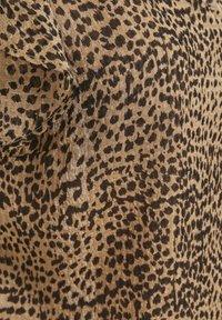 InWear - Blouse - light brown animal - 9