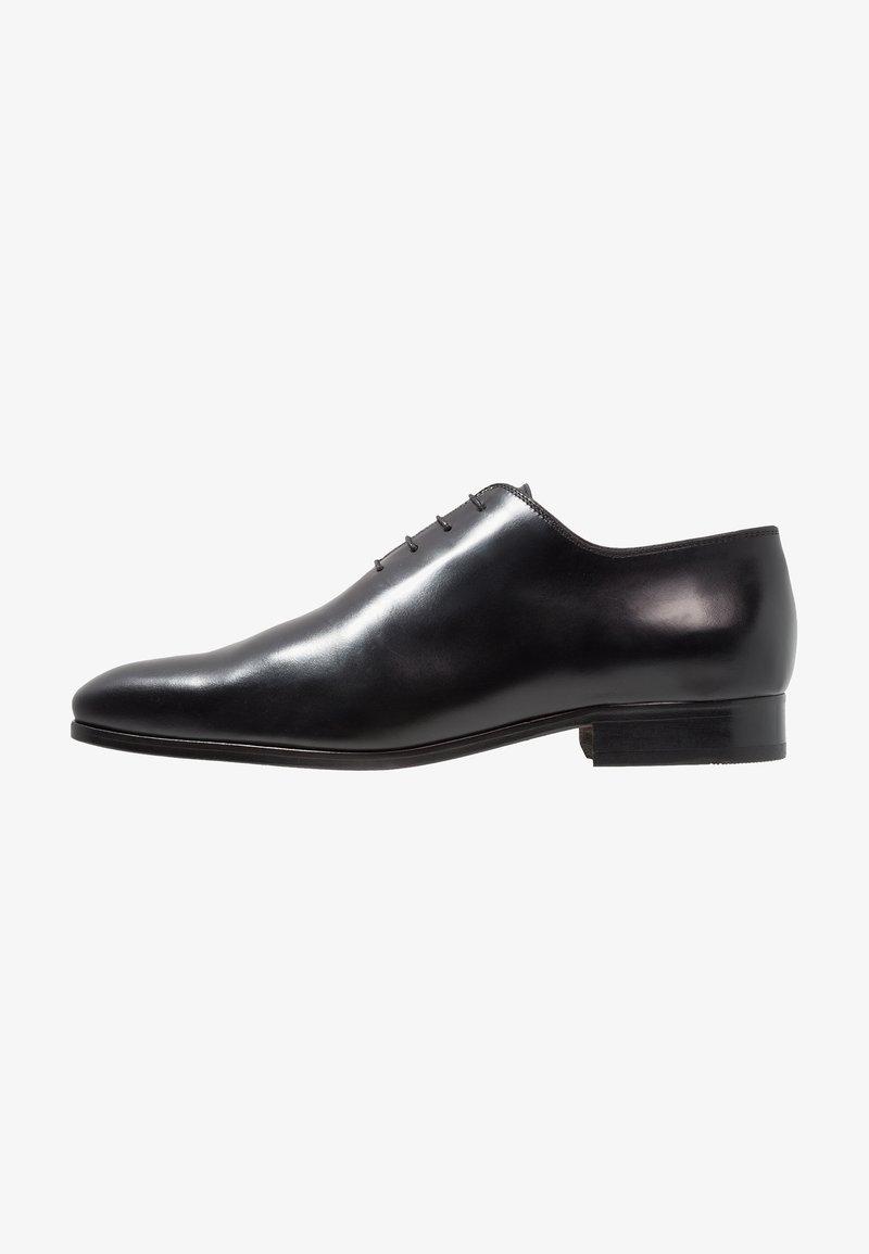 Brett & Sons - Elegantní šněrovací boty - natur noir
