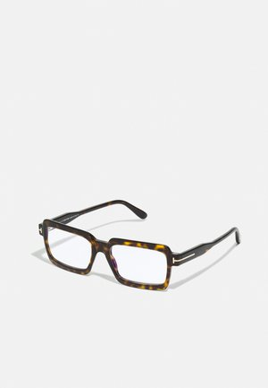 UNISEX BLUE LIGHT GLASSES - Accessoires - Overig - dark havana