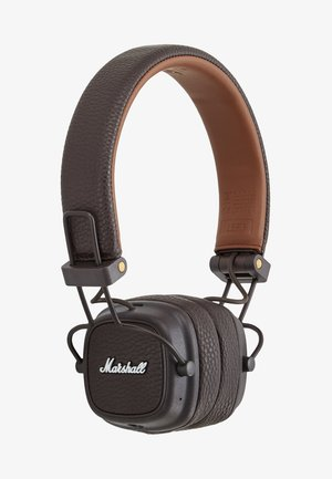 MAJOR III BLUETOOTH - Headphones - brown