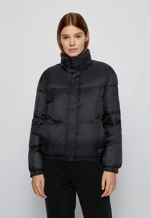 C_PAFROSTY - Down jacket - black
