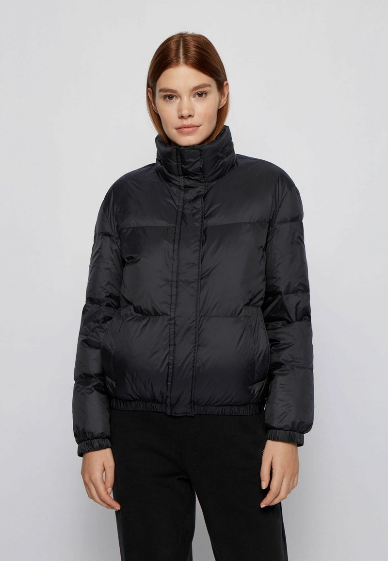 BOSS - C_PAFROSTY - Down jacket - black
