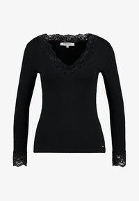 Morgan - TRACY - Long sleeved top - noir - 3