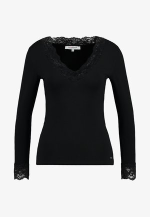 TRACY - Long sleeved top - noir