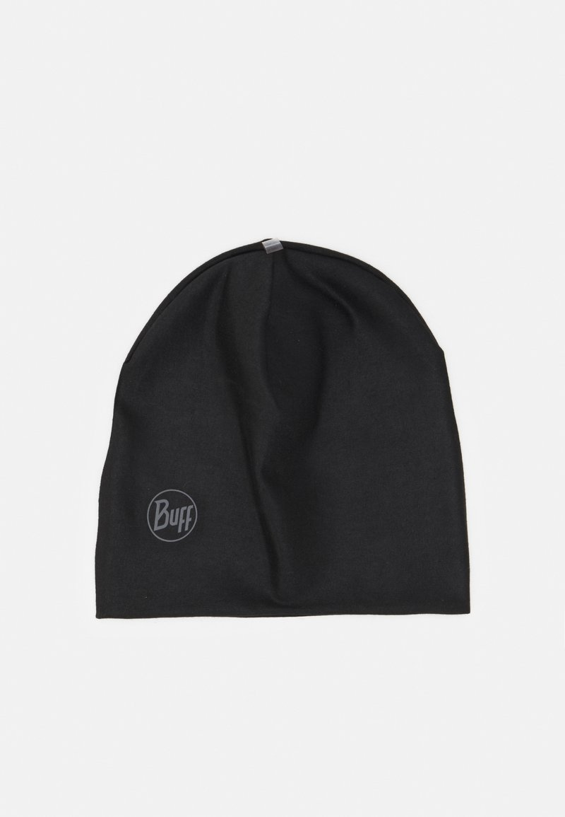 Buff - THERMONET® BEANIE UNISEX - Mössa - solid black