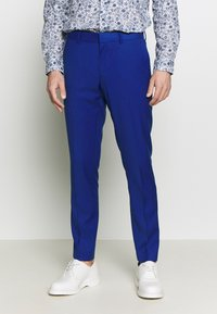 Isaac Dewhirst - POP SUIT - Garnitur - royal blue - 3