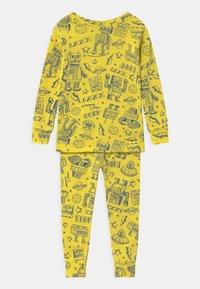GAP - TODDLER BOY ROBOTS - Pyjama set - bright neon yellow - 1