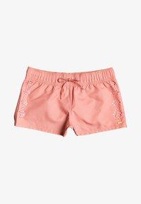 Roxy - UNDER THE MOON - Swimming shorts - terra cotta - 5