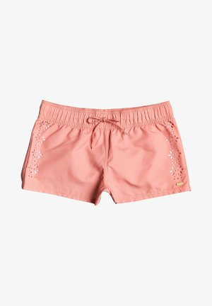 UNDER THE MOON - Swimming shorts - terra cotta