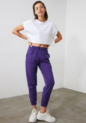 Trainingsbroek - purple