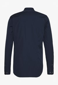 Calvin Klein Tailored - CONTRAST FLOWER PRINT SLIM - Formal shirt - blue - 1