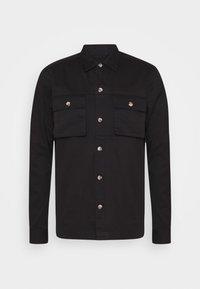 ONSILVIO - Summer jacket - black