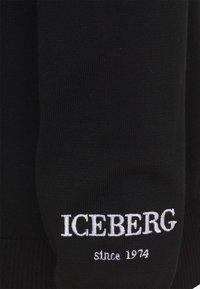 Iceberg - MAGLIA GIROCOLLO - Jumper - nero - 2