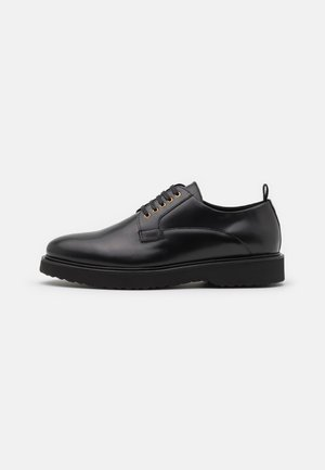 COSMOS NEW DERBY - Šněrovací boty - black
