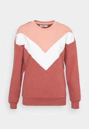 ONLASHLEY  - Sweatshirt - rose dawn