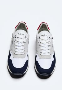 Pepe Jeans - SLAB SUMMER - Sneakers - azul marino - 1