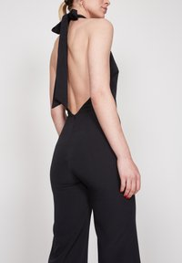 True Violet - HALTER - Jumpsuit - black - 3