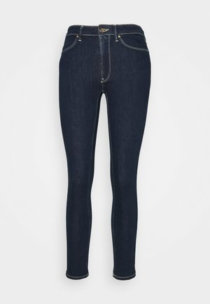 IRIS - Džíny Slim Fit - blue denim