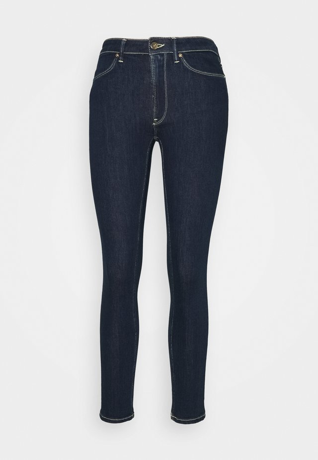 IRIS - Slim fit jeans - blue denim